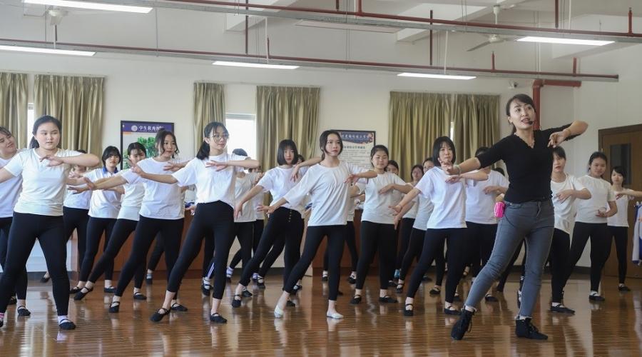 学校舞蹈培训